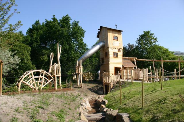 Spielplatz_Alte Mine