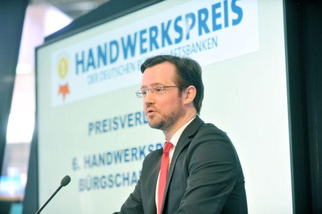 Preisverleihung_PSts Dirk Wiese_1